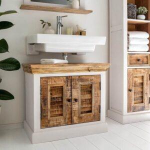 Waschbeckenunterschrank 50 cm Breit – Die richtige Auswahl und Benutzung